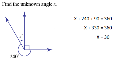 problem solving using angles