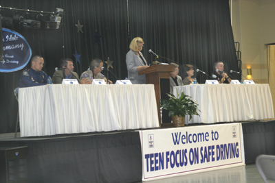 Parents Meeting Focuses on Safe Teen Driving