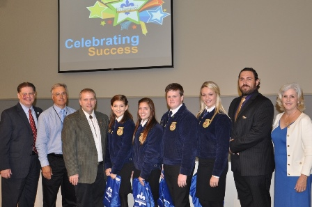 Celebrating the Success of Pearl River High FFA